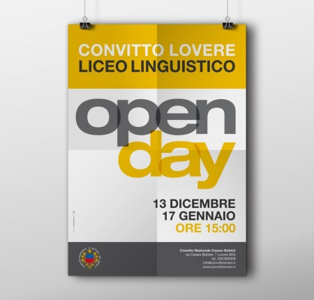 Open Day Convitto Nazionale