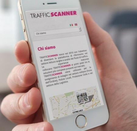 Traffic Scanner